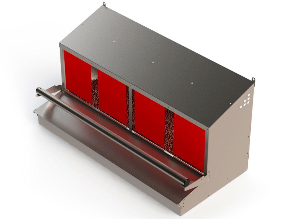 The Bennu Communal Rollaway Nesting Box